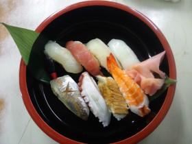 寿司1050円