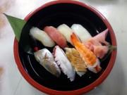 にぎり寿司1050円