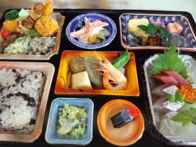 会席弁当¥4200