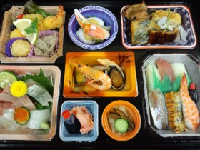 寿司付¥4200