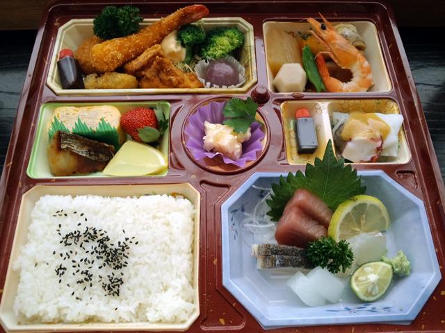 弁当2100円