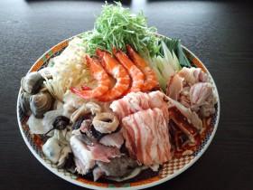 味噌鍋4人盛り
